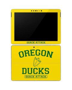 Oregon Ducks Quack Attack Surface Go Skin