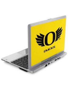 Oregon Ducks Yellow Elitebook Revolve 810 Skin