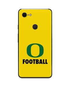 Oregon Football Google Pixel 3 XL Skin