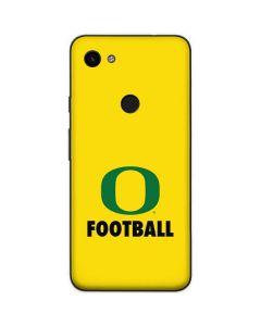 Oregon Football Google Pixel 3a Skin