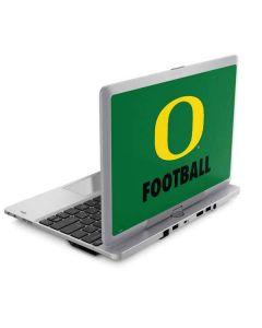Oregon Football Green Elitebook Revolve 810 Skin