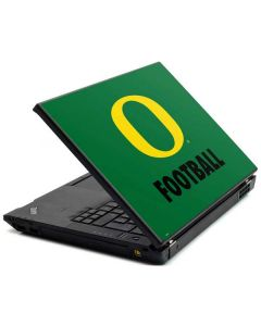 Oregon Football Green Lenovo T420 Skin