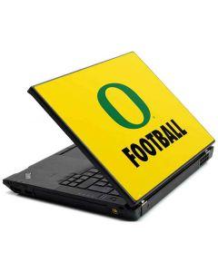 Oregon Football Lenovo T420 Skin