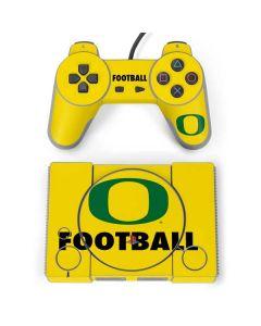 Oregon Football PlayStation Classic Bundle Skin