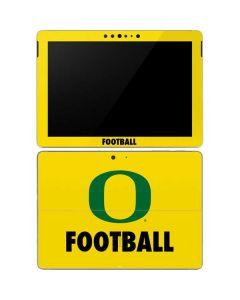 Oregon Football Surface Go Skin