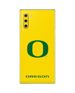 Oregon Mesh Yellow Galaxy Note 10 Skin