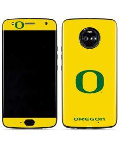 Oregon Mesh Yellow Moto X4 Skin
