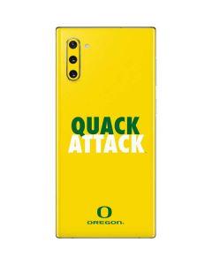 Oregon Quack Attack Galaxy Note 10 Skin