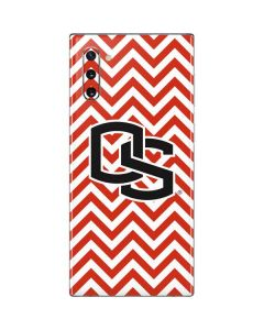 Oregon State Chevron Galaxy Note 10 Skin