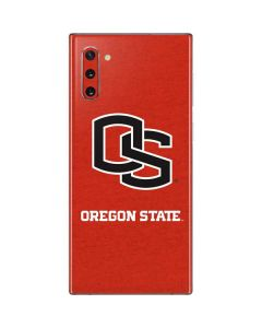 Oregon State Orange Galaxy Note 10 Skin