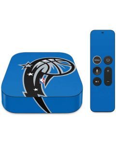 Orlando Magic Large Logo Apple TV Skin