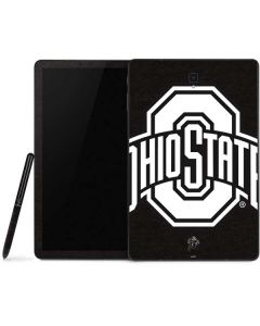 OSU Ohio State Black Samsung Galaxy Tab Skin