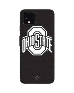 OSU Ohio State Black Google Pixel 4 Skin
