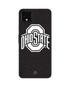 OSU Ohio State Black Google Pixel 4 XL Skin