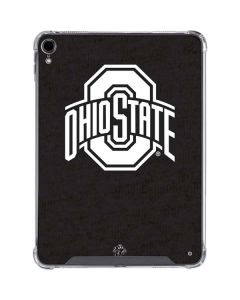 OSU Ohio State Black iPad Pro 11in (2018-19) Clear Case