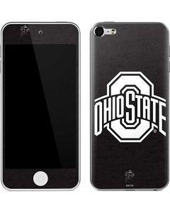 OSU Ohio State Black Apple iPod Skin