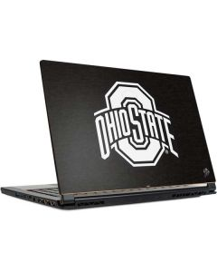 OSU Ohio State Black MSI GS65 Stealth Laptop Skin