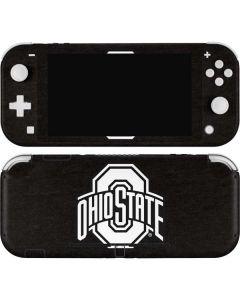 OSU Ohio State Black Nintendo Switch Lite Skin