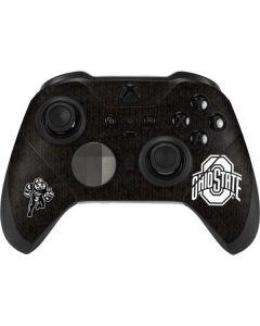OSU Ohio State Black Xbox Elite Wireless Controller Series 2 Skin