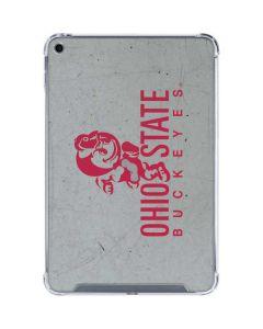 OSU Ohio State Buckeye Character iPad Mini 5 (2019) Clear Case