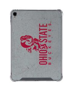 OSU Ohio State Buckeye Character iPad Pro 11in (2018-19) Clear Case