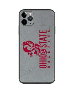 OSU Ohio State Buckeye Character iPhone 11 Pro Max Skin