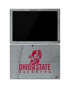 OSU Ohio State Buckeye Character Surface Pro 7 Skin