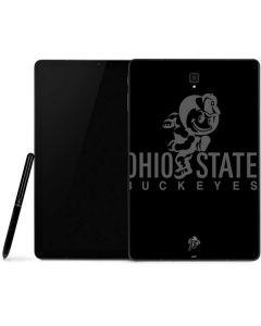 OSU Ohio State Buckeyes Black Samsung Galaxy Tab Skin