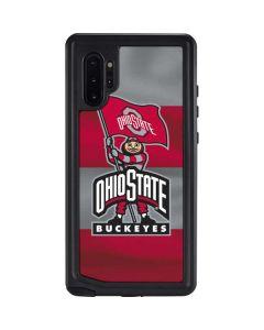 OSU Ohio State Buckeyes Flag Galaxy Note 10 Plus Waterproof Case