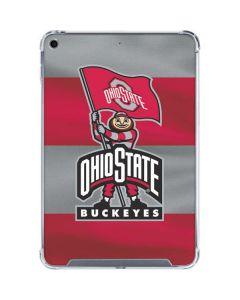 OSU Ohio State Buckeyes Flag iPad Mini 5 (2019) Clear Case
