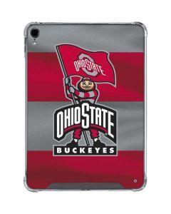 OSU Ohio State Buckeyes Flag iPad Pro 11in (2018-19) Clear Case