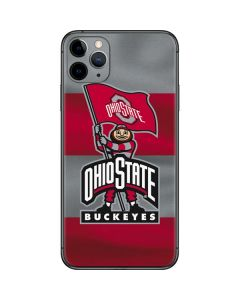OSU Ohio State Buckeyes Flag iPhone 11 Pro Max Skin