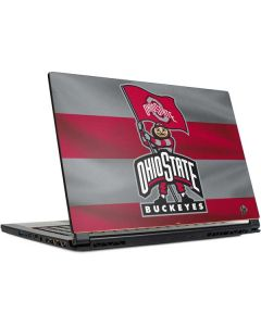 OSU Ohio State Buckeyes Flag MSI GS65 Stealth Laptop Skin