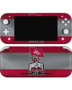 OSU Ohio State Buckeyes Flag Nintendo Switch Lite Skin