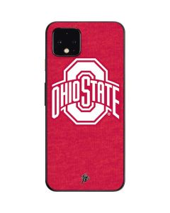 OSU Ohio State Buckeyes Red Logo Google Pixel 4 Skin