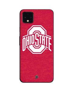 OSU Ohio State Buckeyes Red Logo Google Pixel 4 XL Skin