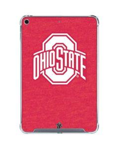 OSU Ohio State Buckeyes Red Logo iPad Mini 5 (2019) Clear Case
