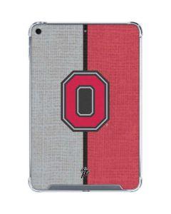 OSU Ohio State Buckeyes Split iPad Mini 5 (2019) Clear Case