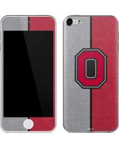 OSU Ohio State Buckeyes Split Apple iPod Skin
