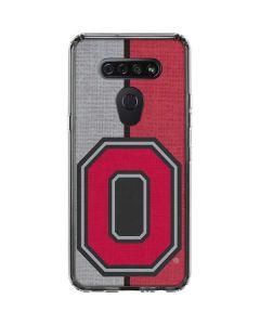 OSU Ohio State Buckeyes Split LG K51/Q51 Clear Case