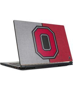 OSU Ohio State Buckeyes Split MSI GS65 Stealth Laptop Skin