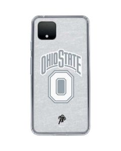 OSU Ohio State Faded Google Pixel 4 XL Clear Case