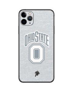 OSU Ohio State Faded iPhone 11 Pro Max Skin
