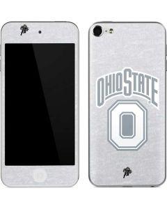 OSU Ohio State Faded Apple iPod Skin