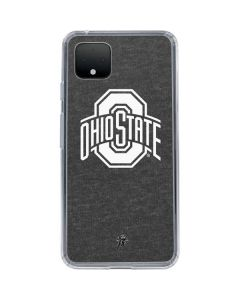 OSU Ohio State Grey Google Pixel 4 Clear Case