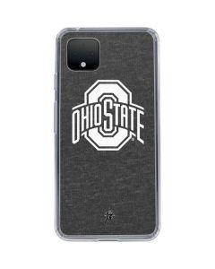 OSU Ohio State Grey Google Pixel 4 XL Clear Case