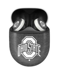 OSU Ohio State Grey Google Pixel Buds Skin