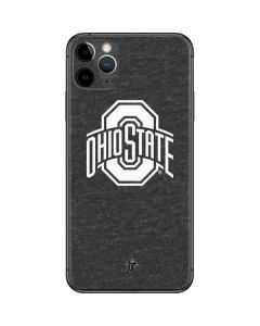 OSU Ohio State Grey iPhone 11 Pro Max Skin