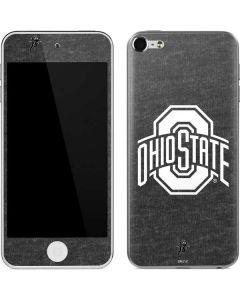 OSU Ohio State Grey Apple iPod Skin