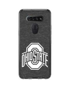 OSU Ohio State Grey LG K51/Q51 Clear Case
